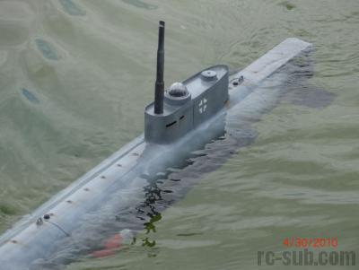 Seehund midget submarine