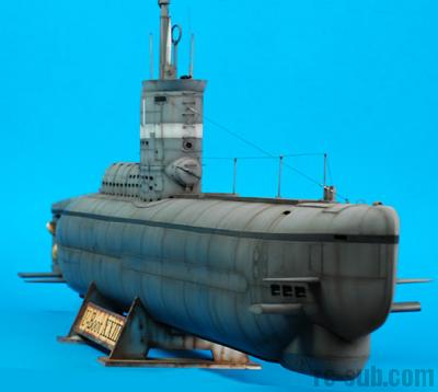 german type xxiii in 1 32nd scale German Type XXIII Submarine