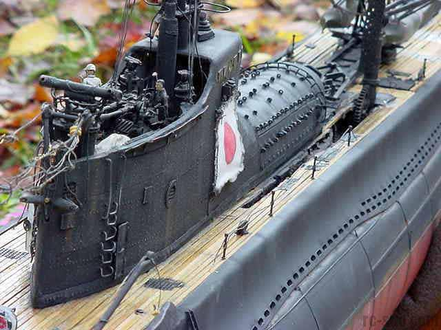 Japanese B Class (1/48 scale)